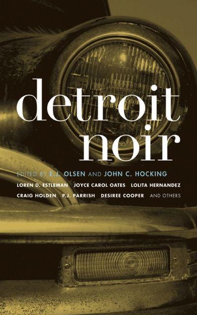 Buy Detroit Noir at Amazon