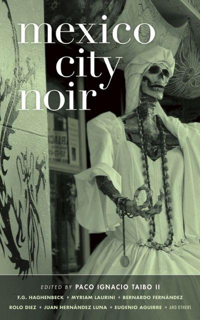 Buy Mexico City Noir at Amazon