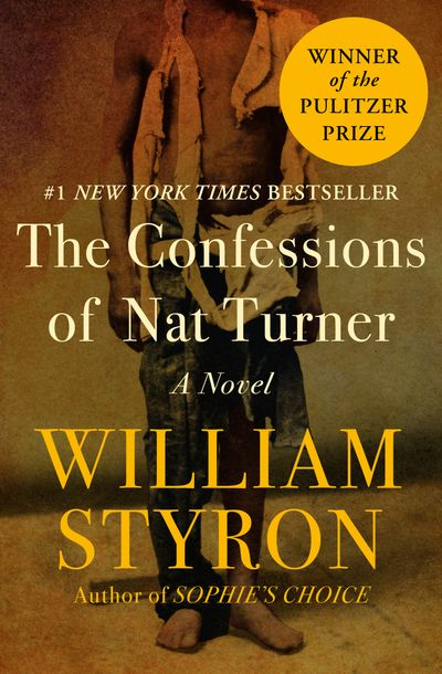 Buy The Confessions of Nat Turner at Amazon