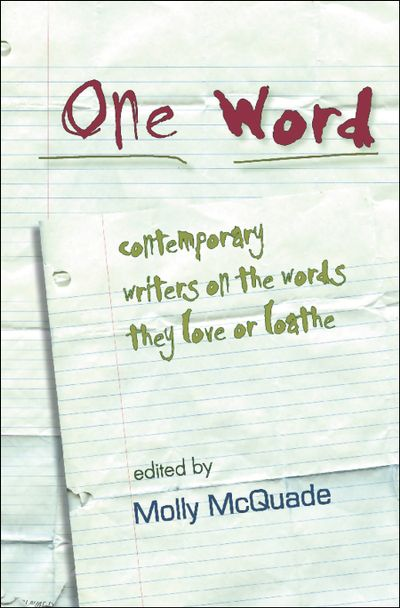 Buy One Word at Amazon