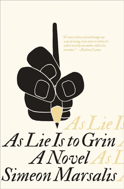 Buy As Lie Is to Grin at Amazon