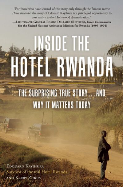 Buy Inside the Hotel Rwanda at Amazon