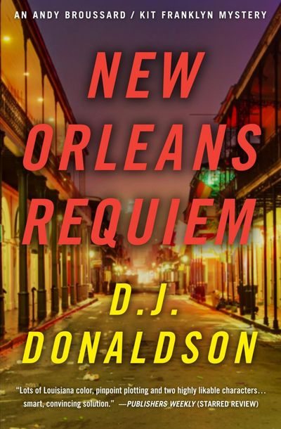 Buy New Orleans Requiem at Amazon