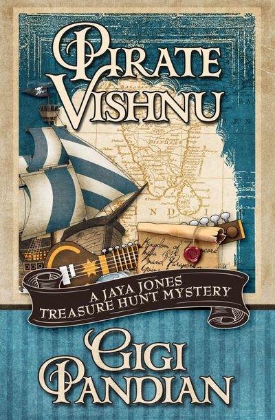 Buy Pirate Vishnu at Amazon