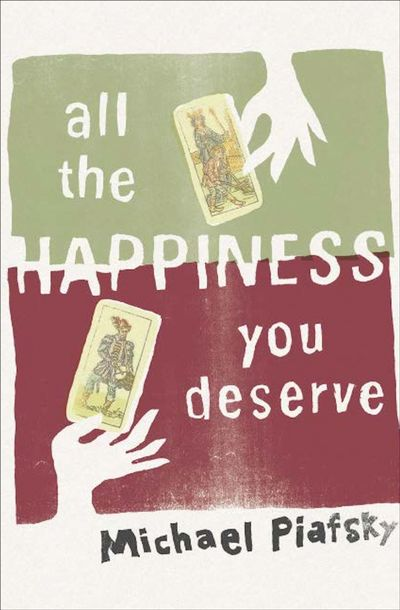 Buy All the Happiness You Deserve at Amazon