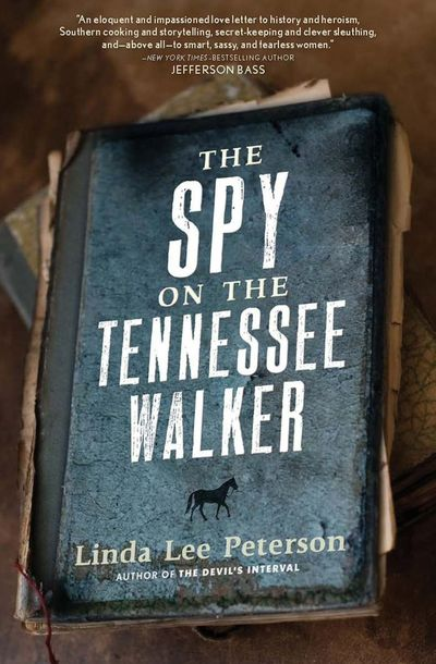 Buy The Spy on the Tennessee Walker at Amazon