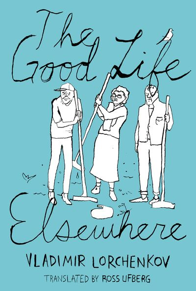 Buy The Good Life Elsewhere at Amazon