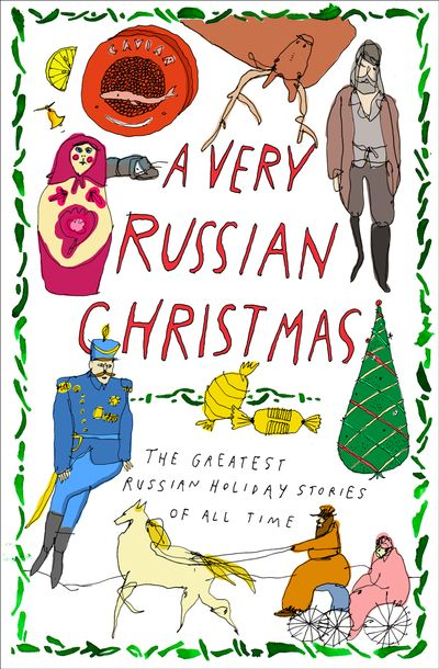 Buy A Very Russian Christmas at Amazon