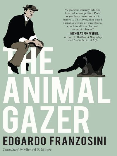 Buy The Animal Gazer at Amazon