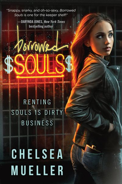 Buy Borrowed Souls at Amazon