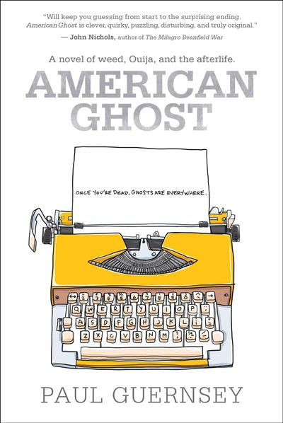 Buy American Ghost at Amazon
