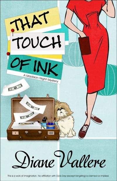 Buy That Touch of Ink at Amazon