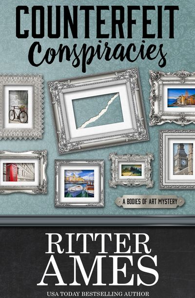 Buy Counterfeit Conspiracies at Amazon