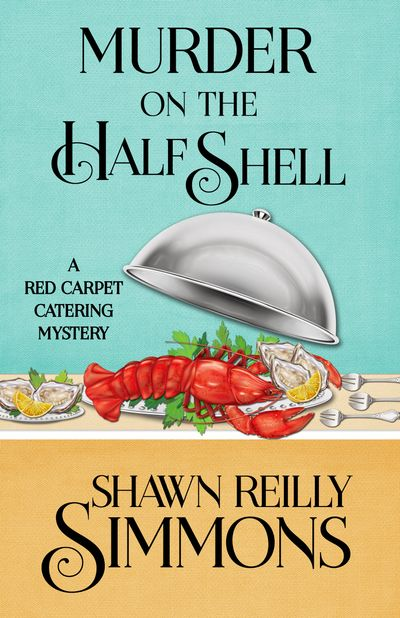 Buy Murder on the Half Shell at Amazon