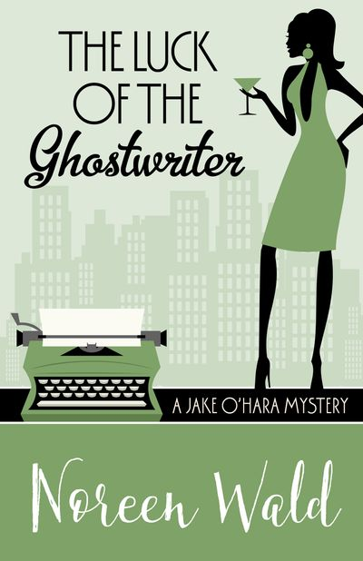 Buy The Luck of the Ghostwriter at Amazon