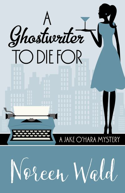 Buy A Ghostwriter to Die For at Amazon