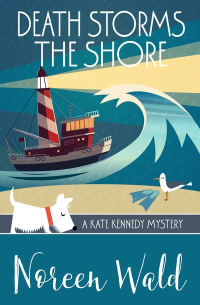 Buy Death Storms the Shore at Amazon