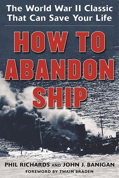 Buy How to Abandon Ship at Amazon