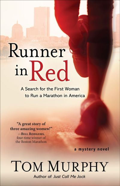 Runner in Red