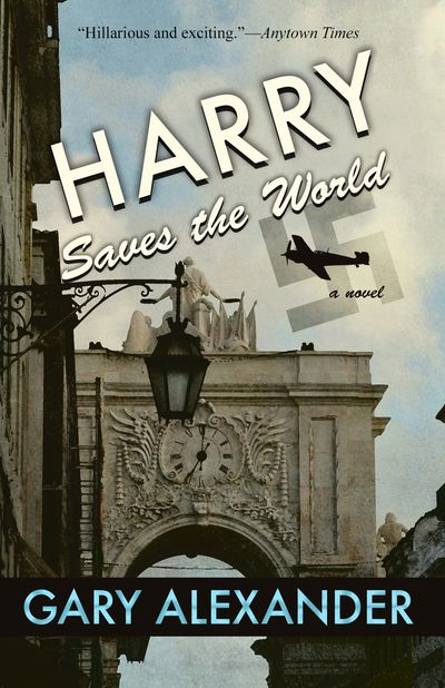 Buy Harry Saves the World at Amazon