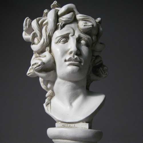 Medusa Bust - Orlandi Statuary - Online Wholesale Catalog