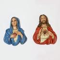 Mary & Jesus Plaque