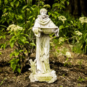 Saint Francis with Bowl