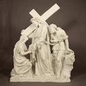 Jesus Meets Veronica Station 6
