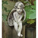Meditation Cherub Small 12