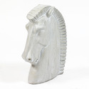 Deco Horse Head No Base