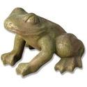 """Frog Of Garden 12""""H"""