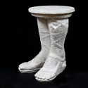 Roman Feet Table (21.5H)
