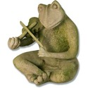 Frog Singing Jazz-Violin  14