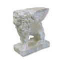 Lion (Wings)Bench Base 16.5