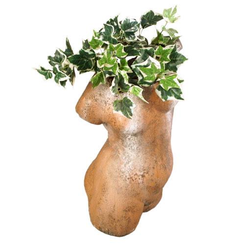 Woman Torso Planter 25
