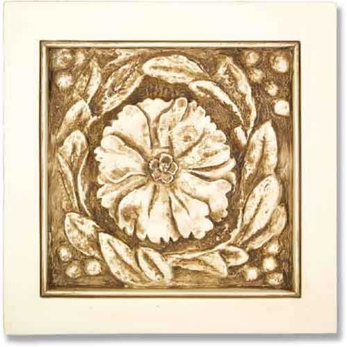 Rosette Remnant with Frame