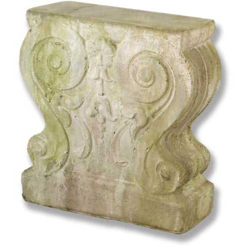 Phenomenal 1 Leg For Garden Bench Orlandi Statuary Online Inzonedesignstudio Interior Chair Design Inzonedesignstudiocom