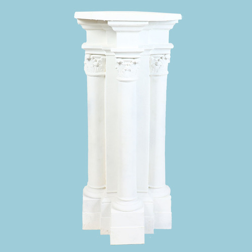 Louis Cathedral Pedestal 44