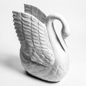 Swan From Wood Carving
