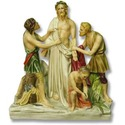 Jesus Is Stripped Station  # 1