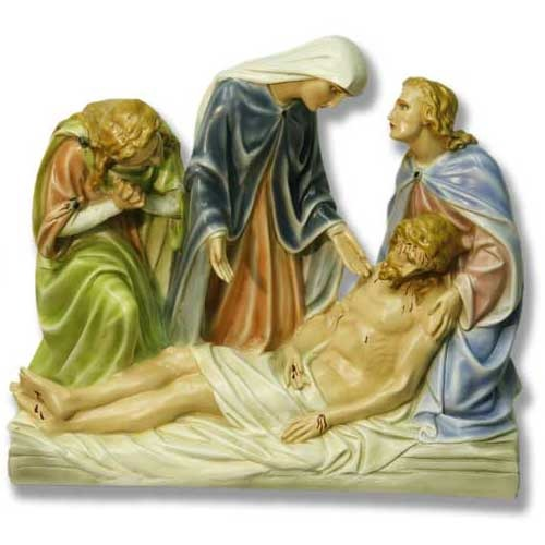 Jesus Is Removed Frm Cross Station  # 13