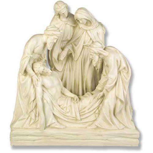 Jesus Is Buried Station # 14
