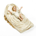 Baby Jesus In Manger  9