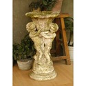 Putti & Fan Urn 20
