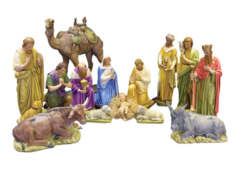 Nativity Set Lg