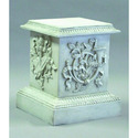 Decorative Horn Pedestal 23