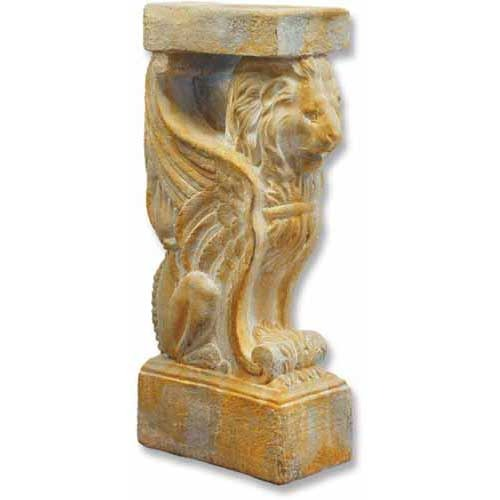 Winged Lion Console Base