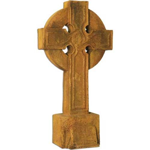 Saint John Cross On Stand 32