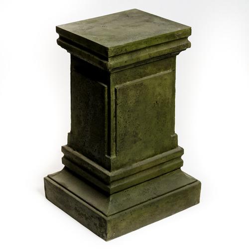 Rectangular Pedestal Sm. 24