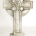 Saint John Cross On Stand 32